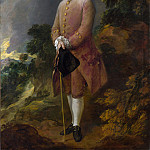 Dr Ralph Schomberg, Thomas Gainsborough