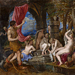 Part 6 National Gallery UK - Titian - Diana and Actaeon