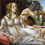 Sandro Botticelli – Venus and Mars, Part 6 National Gallery UK