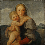 Raphael – The Madonna and Child , Part 6 National Gallery UK