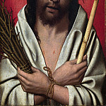 Style of Jan Mostaert – Christ Crowned with Thorns, Part 6 National Gallery UK