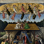 Sandro Botticelli – Mystic Nativity, Part 6 National Gallery UK