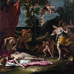 Sebastiano Ricci – Bacchus and Ariadne, Part 6 National Gallery UK