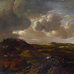 Part 6 National Gallery UK - Willem Buytewech the Younger - A Dune Landscape