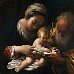 Bartolomeo Schedoni – The Holy Family, Part 6 National Gallery UK