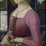 Part 6 National Gallery UK - Style of Domenico Ghirlandaio - Costanza Caetani