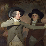 Sir Henry Raeburn – The Archers, Part 6 National Gallery UK