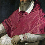Part 6 National Gallery UK - Scipione Pulzone - Portrait of a Cardinal