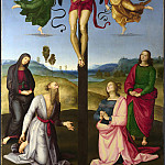 Part 6 National Gallery UK - Raphael - The Mond Crucifixion
