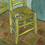 Part 6 National Gallery UK - Vincent van Gogh - Van Goghs Chair