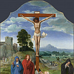The Crucifixion, Quentin Massys