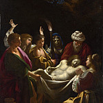 Sisto Badalocchio – Christ carried to the Tomb, Part 6 National Gallery UK