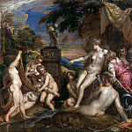 Titian – Diana and Callisto, Part 6 National Gallery UK