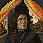 Part 6 National Gallery UK - Raffaellino del Garbo - Portrait of a Man