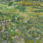Vincent van Gogh – Long Grass with Butterflies, Part 6 National Gallery UK