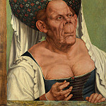 Part 6 National Gallery UK - Quinten Massys - An Old Woman (The Ugly Duchess)