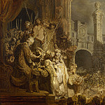 Part 6 National Gallery UK - Rembrandt - Ecce Homo