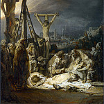 Rembrandt – The Lamentation over the Dead Christ, Part 6 National Gallery UK