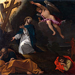 Part 6 National Gallery UK - Ludovico Carracci - The Agony in the Garden