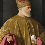 Part 6 National Gallery UK - Vincenzo Catena - Portrait of the Doge, Andrea Gritti