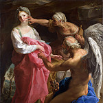 Part 6 National Gallery UK - Pompeo Girolamo Batoni - Time orders Old Age to destroy Beauty