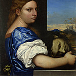 Part 6 National Gallery UK - Sebastiano del Piombo - The Daughter of Herodias