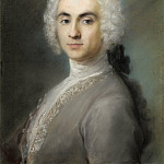 Rosalba Giovanna Carriera – Portrait of a Man, Part 6 National Gallery UK