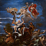 Luca Giordano – Allegory of Justice, Part 6 National Gallery UK