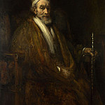 Rembrandt – Portrait of Jacob Trip, Part 6 National Gallery UK