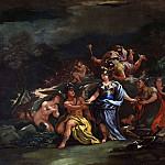 Luca Giordano – Minerva as Protectress of the Arts and Sciences, Part 6 National Gallery UK