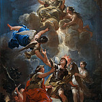Luca Giordano – Allegory of Divine Wisdom, Part 6 National Gallery UK