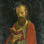 Part 6 National Gallery UK - Style of Ambrogio Bergognone - Saint Paul