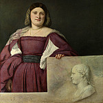 Part 6 National Gallery UK - Titian - Portrait of a Lady (La Schiavona)