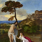 Titian – Noli me Tangere, Part 6 National Gallery UK