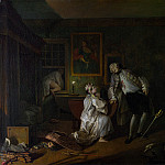 Part 6 National Gallery UK - William Hogarth - Marriage A-la-Mode - 5, The Bagnio