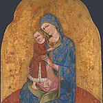 Part 2 National Gallery UK - Dalmatian - The Virgin and Child