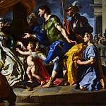 Part 2 National Gallery UK - Francesco Solimena - Dido receiving Aeneas and Cupid disguised as Ascanius
