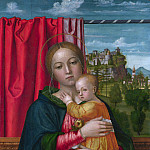 Part 2 National Gallery UK - Francesco Morone - The Virgin and Child