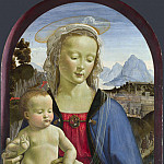 Part 2 National Gallery UK - David Ghirlandaio - The Virgin and Child with Saint John