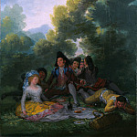 Part 2 National Gallery UK - Francisco de Goya - A Picnic