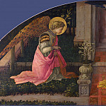 Part 2 National Gallery UK - Fra Filippo Lippi - The Annunciation
