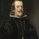 Part 2 National Gallery UK - Diego Velazquez - Philip IV of Spain