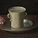 Part 2 National Gallery UK - Francisco de Zurbaran - A Cup of Water and a Rose