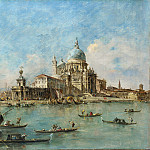 Part 2 National Gallery UK - Francesco Guardi - Venice - The Punta della Dogana