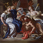 Part 2 National Gallery UK - Francesco Solimena - An Allegory of Louis XIV