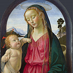 Part 2 National Gallery UK - Domenico Ghirlandaio - The Virgin and Child