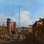 Part 2 National Gallery UK - Francesco Guardi - Venice - The Arsenal