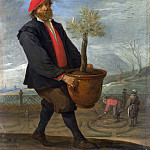 Part 2 National Gallery UK - David Teniers the Younger - Spring