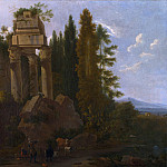Part 2 National Gallery UK - Frederick de Moucheron - A Landscape with Classical Ruins