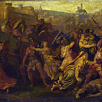 Part 2 National Gallery UK - Follower of Giulio Romano - The Intervention of the Sabine Women